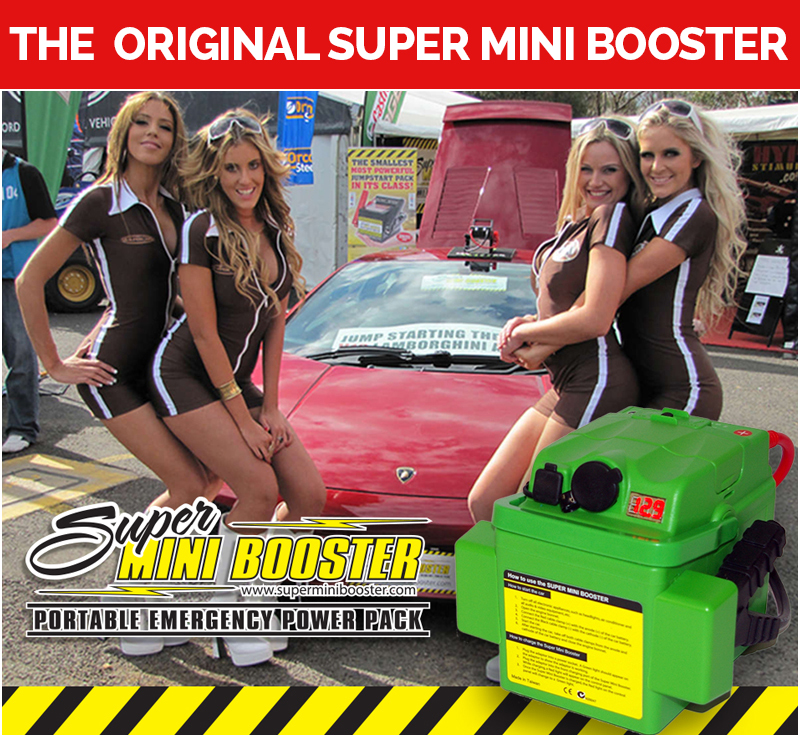 Super Mini Booster